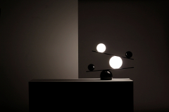 Oblure Balance svart, bordslampa