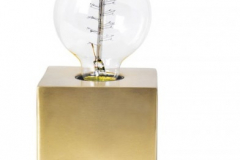 Pholc Tiny bordslampa i mässsingfinish