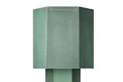 Foscarini HEXX grön bordslampa