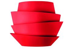 foscarini-LeSoleil_wall_red