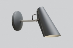 northernlighting-Birdy_wall_short_arm_grey
