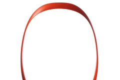 Foscarini ANISHA GRANDE bordslampa röd