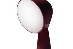 Foscarini BINIC bordslampa röd